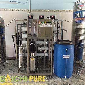 hệ thống lọc nước tinhn khiết ro 1500l