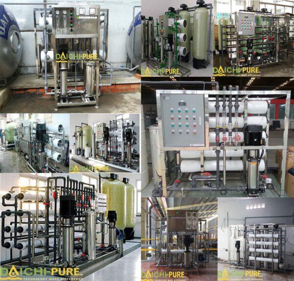 hệ thống lọc nước công nghiệp Daichi-pure